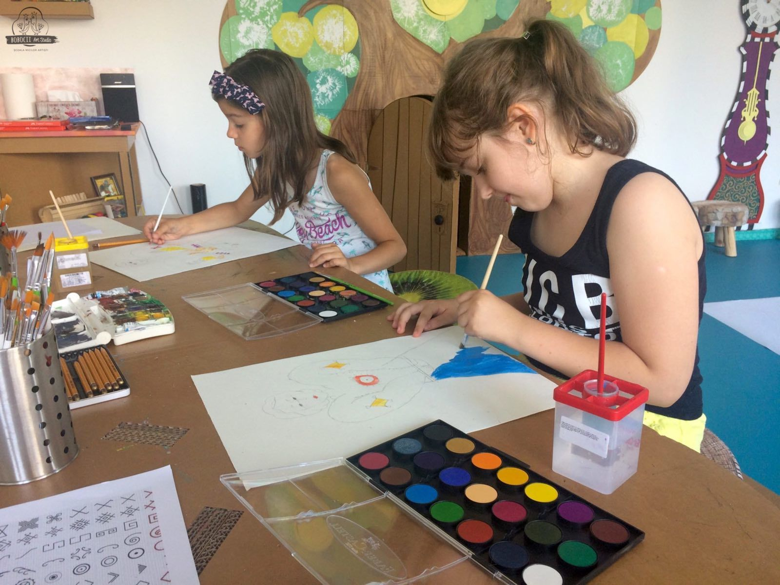 Matisse, Van Gogh & Gauguin inspiration